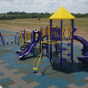 Large School Playground - Indianola, IA gallery thumbnail