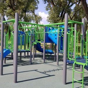 Xcelerate the FUN Playground - Wichita, KS gallery thumbnail