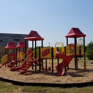 Elementary School Playground - Oklahoma City, OK gallery thumbnail