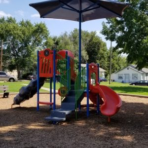 Budget-friendly Playground with Integrated Shade - El Dorado, KS gallery thumbnail