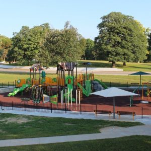 Large Inclusive Playground - St. Joseph, MO gallery thumbnail