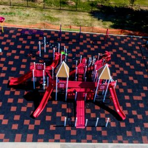 Large School Playground - Mt. Ayr, IA gallery thumbnail