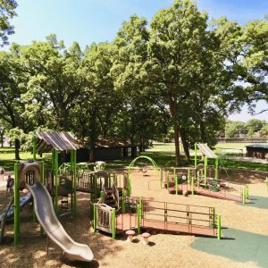Large Inclusive Playground - Cedar Rapids, IA gallery thumbnail