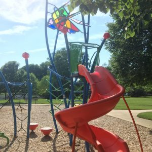 More Playground Wishes Granted - Bloomington, IL gallery thumbnail