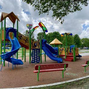 Inclusive Playground - Iowa City, IA gallery thumbnail