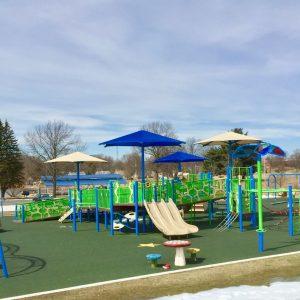 Custom Inclusive Playground - Cedar Rapids, IA gallery thumbnail