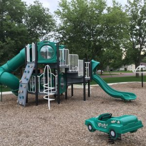 Playground at the Pool House - Salem, SD gallery thumbnail