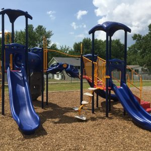 Budget Friendly School Playground - Ankeny, IA gallery thumbnail