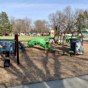 Busy Little Playground - Iowa City, Iowa gallery thumbnail