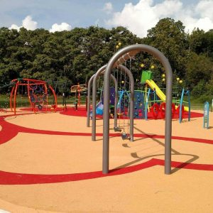 Lots of Climbing Fun Park Playground - Hyattsville, MD gallery thumbnail