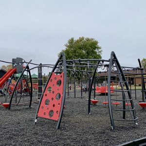 Elementary School Playground and Obstacle Course - Nashua, IA gallery thumbnail