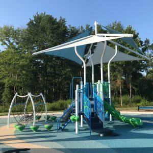 Large Community Center Playground - Westphalia, MD gallery thumbnail