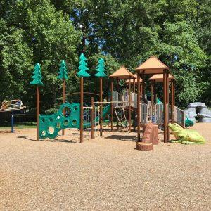 Large Nature Theme Playground - University Park, MD gallery thumbnail