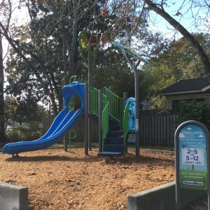 Smaller Footprint Playground Design - Wilmington, NC gallery thumbnail