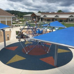 Unique Play and Fitness Space - Hurricane, WV gallery thumbnail
