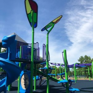 Large Inclusive Playground - Warrensburg, MO gallery thumbnail