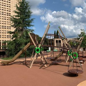 Modern City Play Space - Spartanburg, SC gallery thumbnail