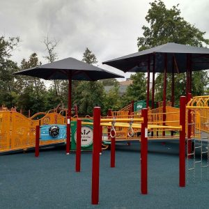 Accessible Elementary School Playground - Lanham, MD gallery thumbnail
